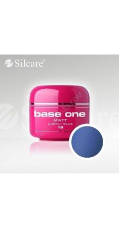 GEL UV COLOR BASE ONE MATT 5ML - Cobalt Blue