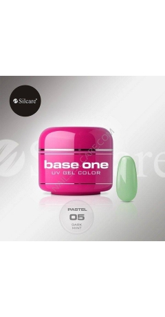 Gel UV Color Base One 5g Pastel - Dark Mint