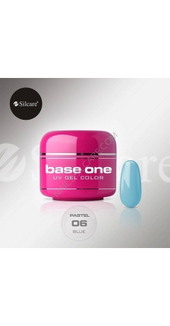 Gel UV Color Base One 5g Pastel - Blue