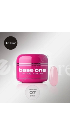 Gel UV Color Base One 5g Pastel - Pink