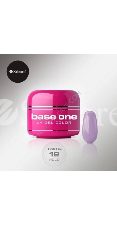 Gel UV Color Base One 5g Pastel - Violet