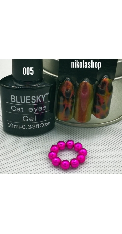 BLUESKY CAT EYE 5D 005 + MAGNET BILE