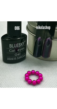 BLUESKY CAT EYE 5D 006 + MAGNET BILE