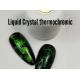 CRYSTAL LIQUID  THERMOCHROMIC