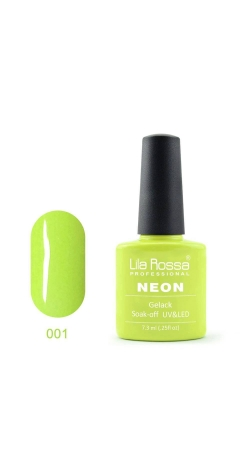Oja Semi Lila Rossa Professional Neon - 001