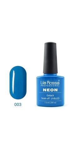 Oja Semi Lila Rossa Professional Neon - 003