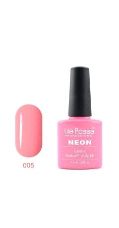 Oja Semi Lila Rossa Professional Neon - 005