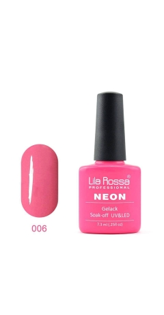 Oja Semi Lila Rossa Professional Neon - 006
