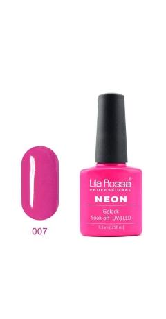 Oja Semi Lila Rossa Professional Neon - 007