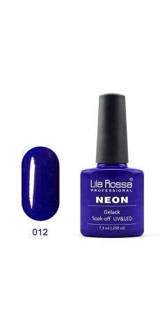 Oja Semi Lila Rossa Professional Neon - 012