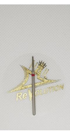 Capat freza Diamantat Drept - Nail Revolution
