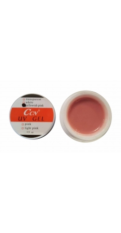 GEL UV CCN 15gr - Yellowish Pink