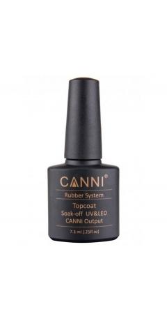 Top Coat Soak Off Canni Rubber 7.3ml