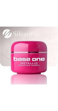 Gel UV Color Base One Silcare Metalic - Dancing Angel